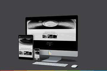 Laurent Boucher Webdesigner site responsive